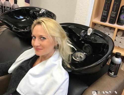 Professionelle Keratinbehandlung aus Brasilien – Seminar für blondes Haar